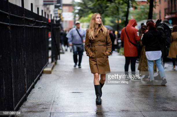 30 Top Street Style New York Fashion Week September 2018 Day