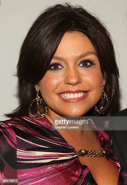 TV peronality Rachel Ray attends The A Funny Thing Happened on the Way to Cure Parkinson's benefit for the Michael J Fox Foundation at the Sheraton...
