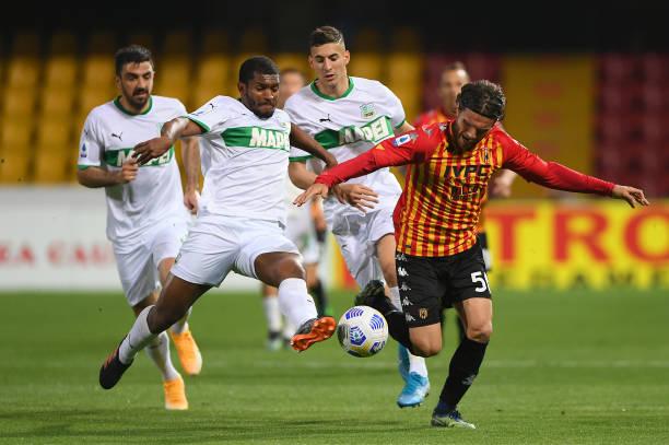 ITA: Benevento Calcio  v US Sassuolo - Serie A