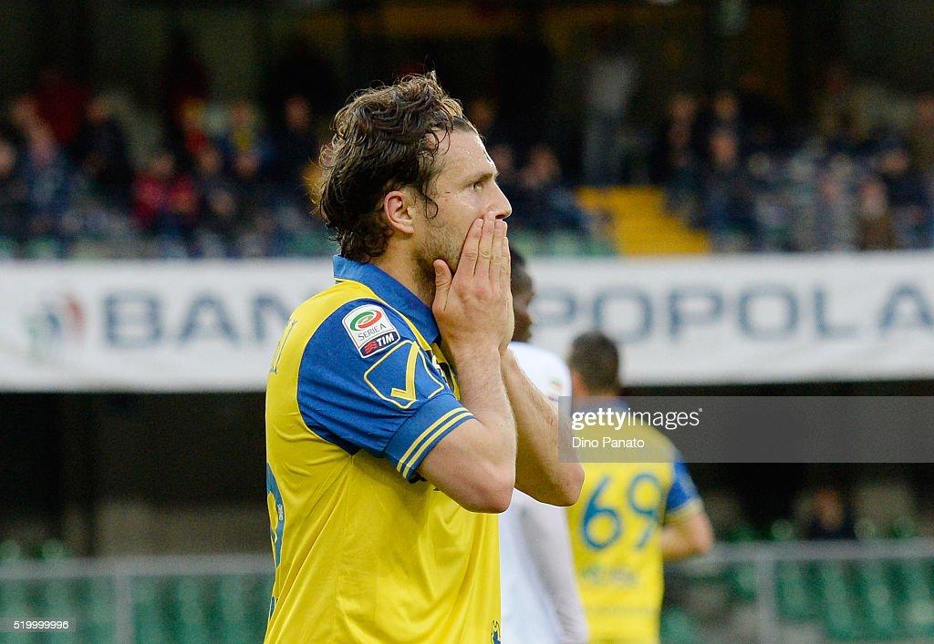 AC Chievo Verona v Carpi FC - Serie A