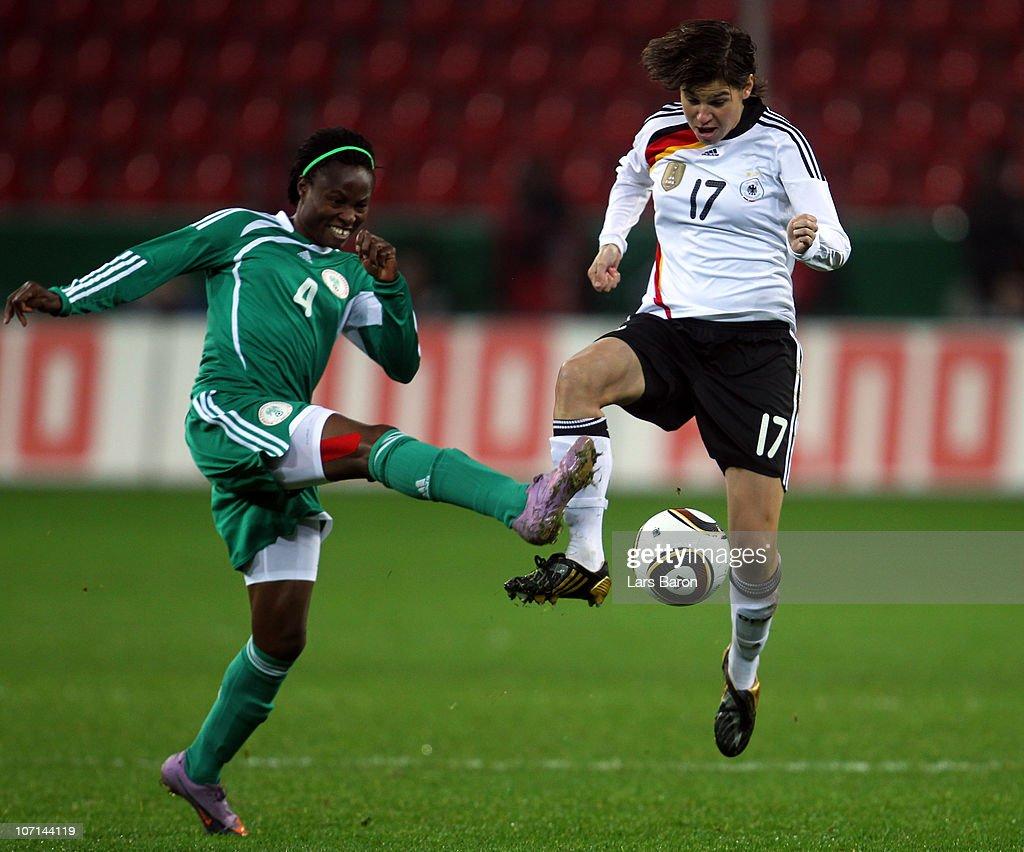 Germany v Nigeria - Women's International Friendly : News Photo