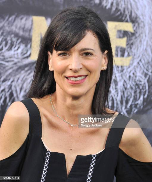 Perrey Reeves arrives at the premiere of Warner Bros Pictures' King Arthur Legend Of The Sword at TCL Chinese Theatre on May 8 2017 in Hollywood...