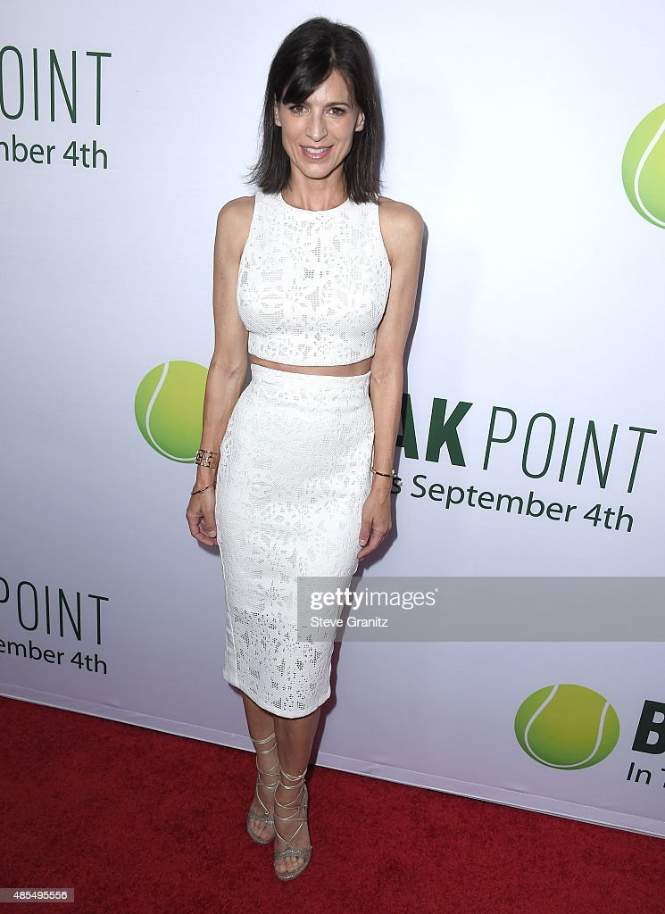 "Special Screening Of Broad Green Pictures' ""Break Point"" - Arrivals : News Photo"