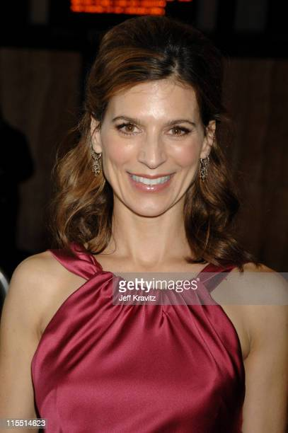 Perrey Reeves during Entourage Third Season Premiere in Los Angeles Red Carpet at The Cinerama Dome in Los Angeles California United States