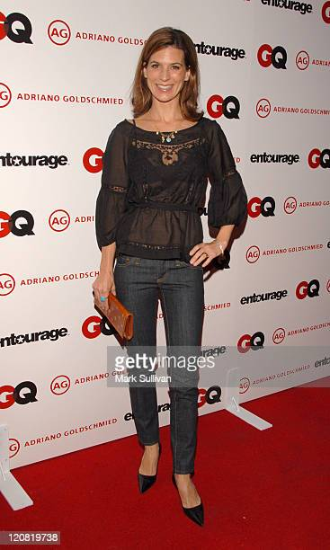 """Perrey Reeves during GQ and HBO Celebrate the New """"AG for Entourage"""" Premium Denim Line - Arrivals at AG Adriano Goldscmied Boutique in Los Angeles,..."""
