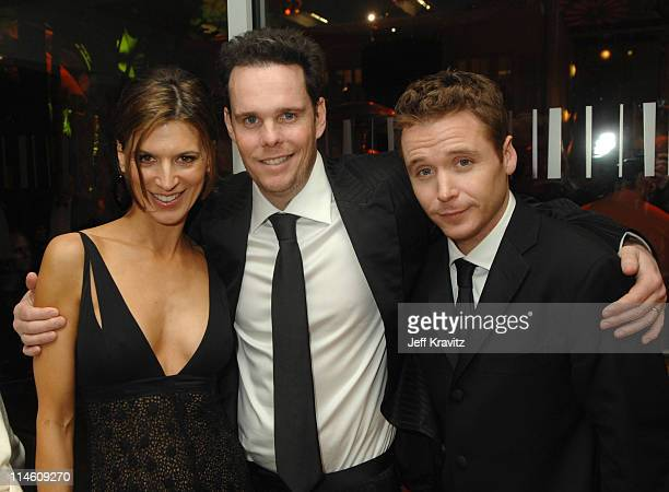 Perrey Reeves Kevin Dillon and Kevin Connolly *Exclusive Coverage*