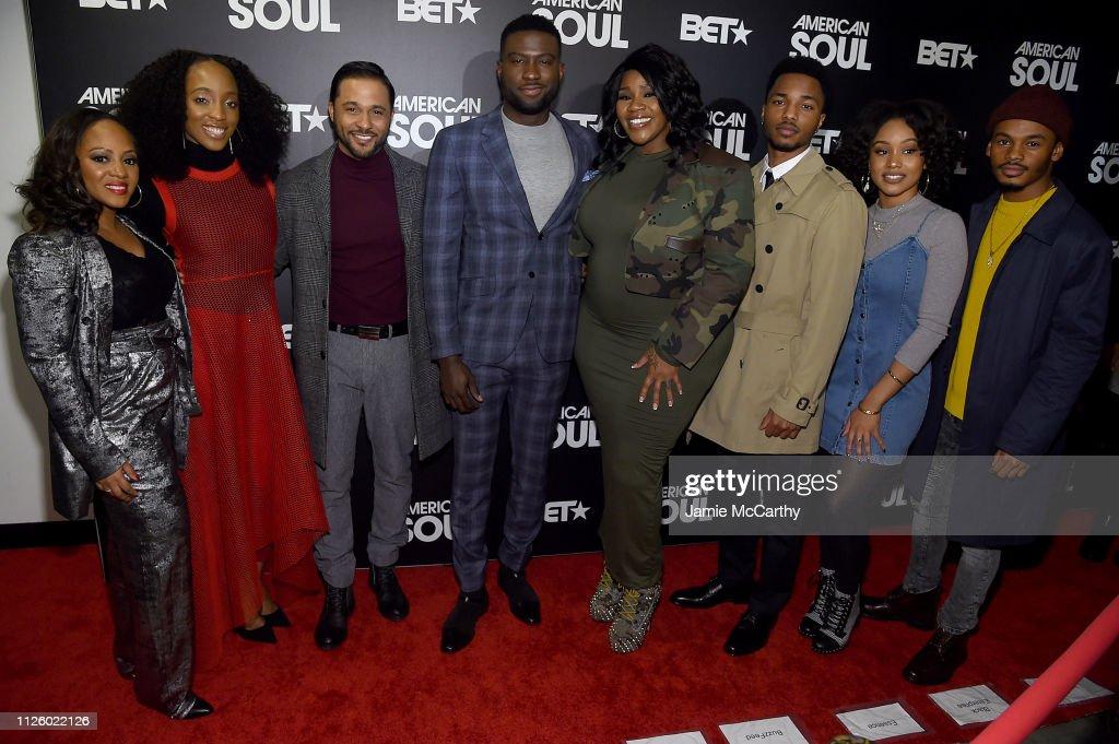 "BET's ""American Soul"" New York Premiere : News Photo"