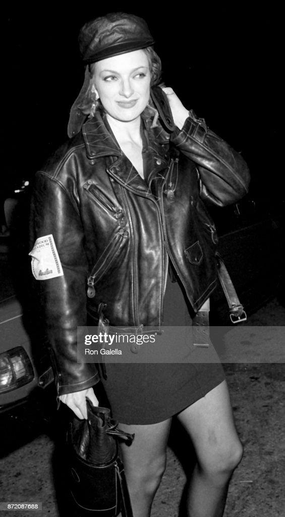 "Madonna ""Like A Prayer"" Party : News Photo"