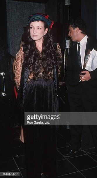 Perri Lister during Perri Lister Sighted at Ava's Nighclub in Beverly Hills January 28 1993 at Ava's Nightclub in Beverly Hills California United...