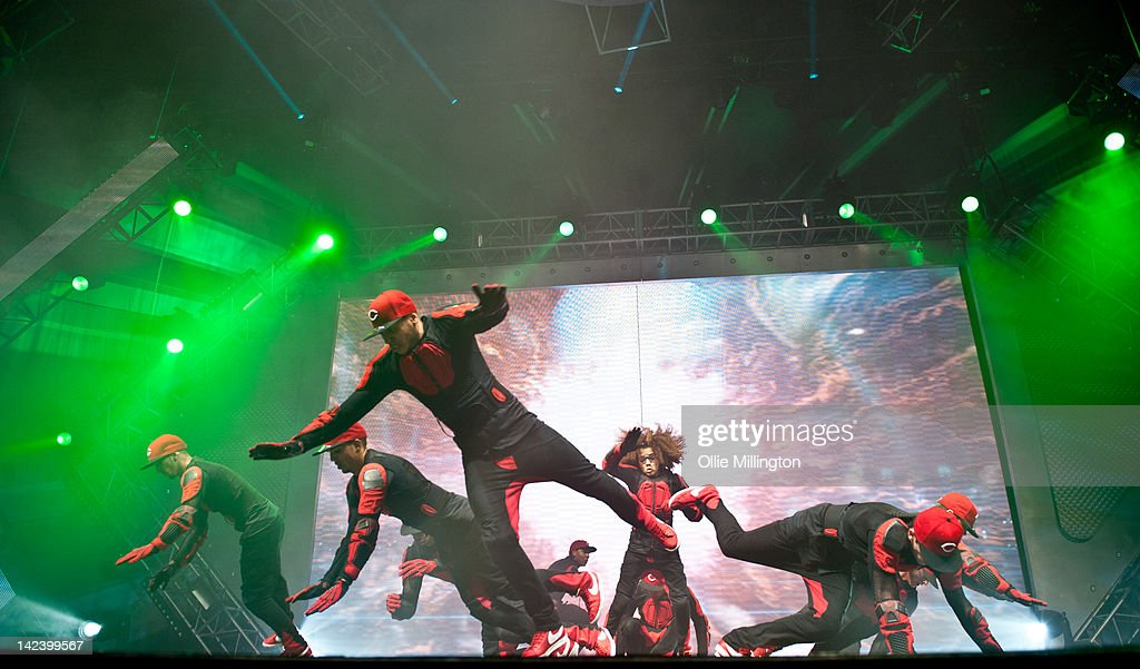 Diversity Perform At Capital FM Arena In Nottingham