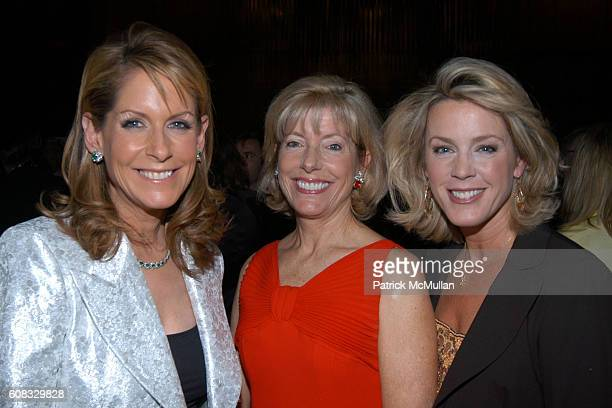 Perri Peltz Liz Peek and Deborah Norville attend The Irvington Institute For Immunological Research's 25th Annual Through The Kitchen Dinner at The...