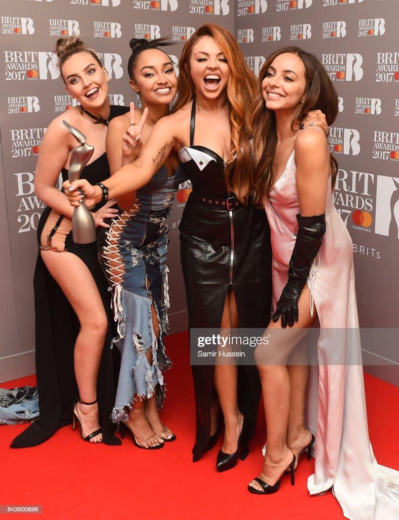 The BRIT Awards 2017 - Winners Room : News Photo