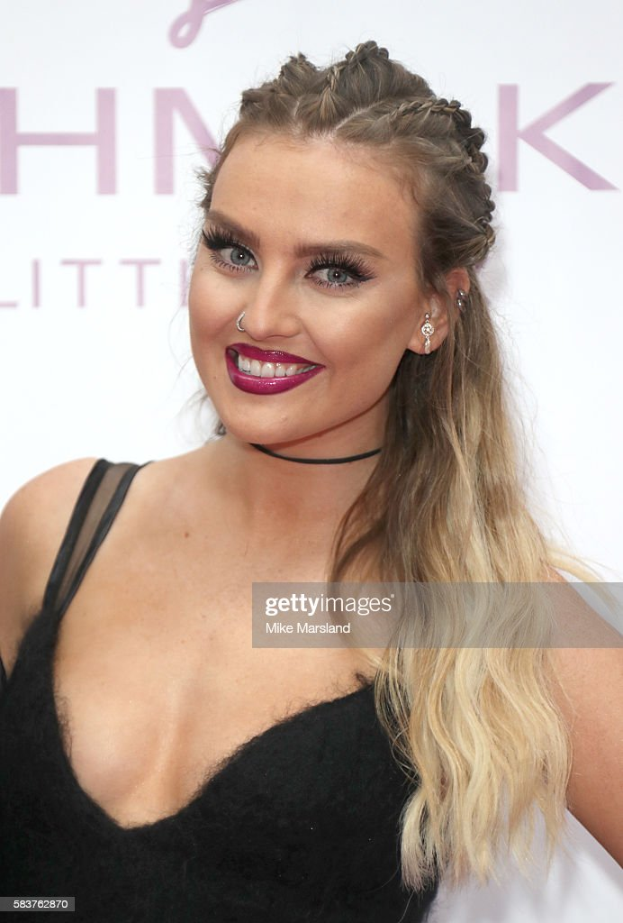 Little Mix Launch Their New Fragrance 'Wishmaker' : News Photo