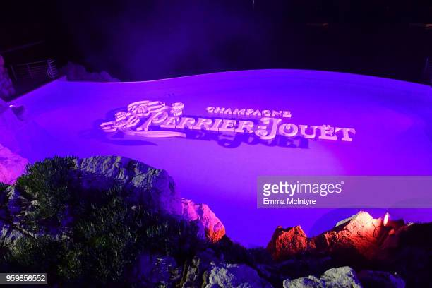 PerrierJouet at the amfAR Gala Cannes 2018 at Hotel du Cap EdenRoc on May 17 2018 in Cap d'Antibes France