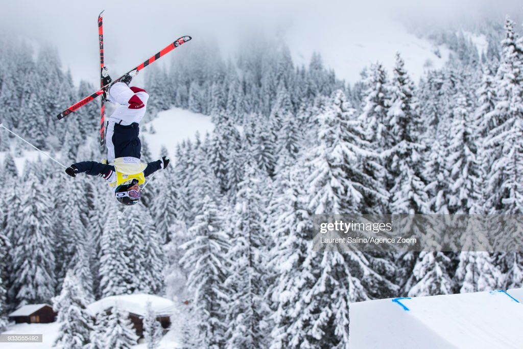 FIS Freestyle Ski World Cup - Men's and Women's Moguls Finals