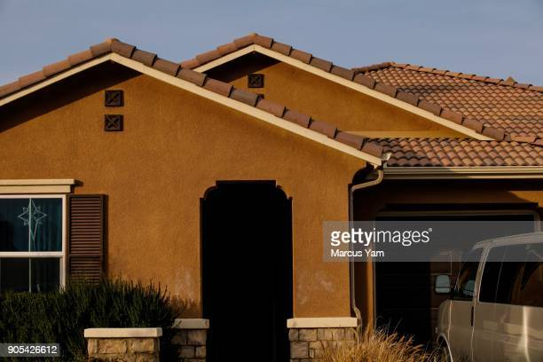 Perris husband and wife are in custody on suspicion of torture and child abuse at a home on 100 Block of Muir Woods Road in Perris Calif on Jan 15...
