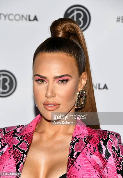 Perry attends Beautycon Festival Los Angeles 2019 at Los Angeles Convention Center on August 11, 2019 in Los Angeles, California.