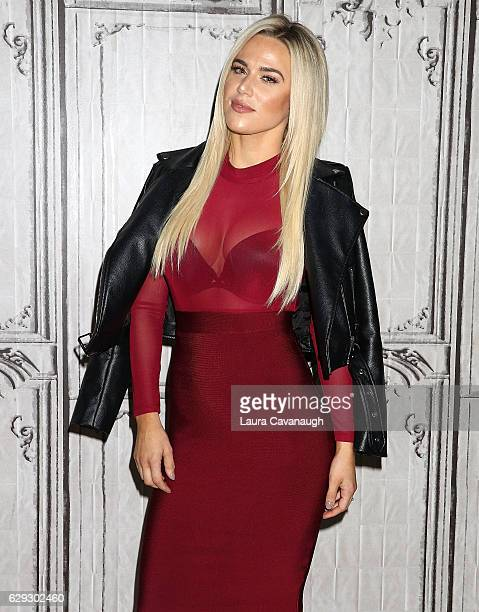 Perry attends Build Presents to discuss 'Total Diva's' at AOL HQ on December 12 2016 in New York City