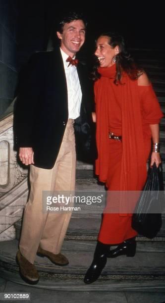 Perry Ellis Donna Karan CFDA Gala New York Public Library New York 1982