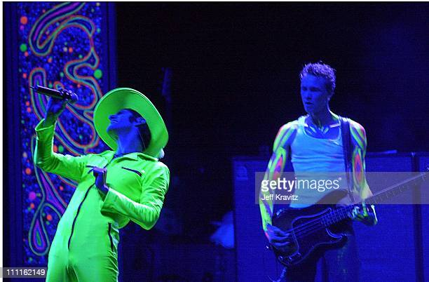 Perry Farrell and Martyn LeNoble of Jane's Addiction