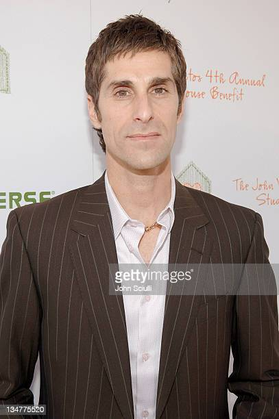 Perry Farrell during The John Varvatos 4th Annual Stuart House Charity Benefit Inside at John Varvatos Boutique in Los Angeles CA United States