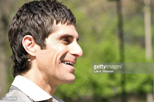 Perry Farrell, Lollapalooza Co-founder during Lollapalooza 2006 Chicago Press Conference at Washington Park in Chicago, Illinois, United States.