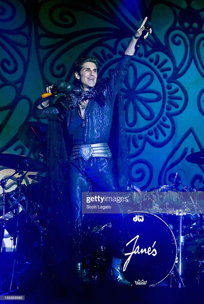 Perry Farrell of Jane's Addiction attends the 2009 Voodoo Experience at City Park on October 31, 2009 in New Orleans, Louisiana.