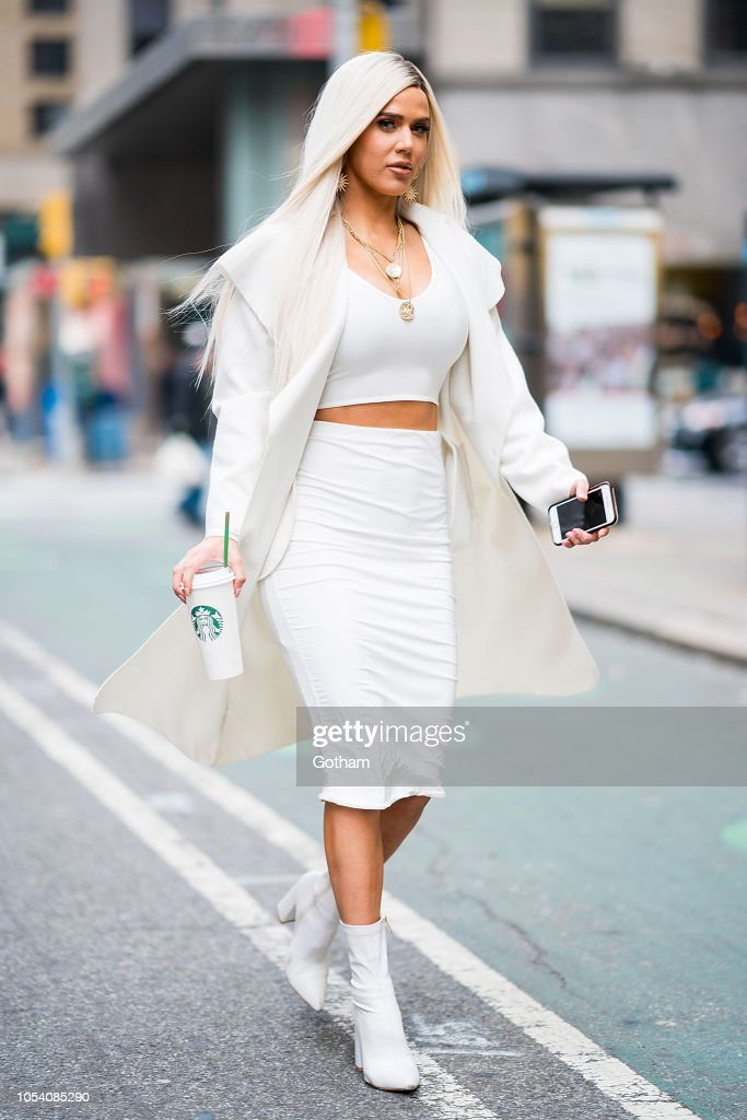 Celebrity Sightings in New York City - October 26, 2018 : News Photo