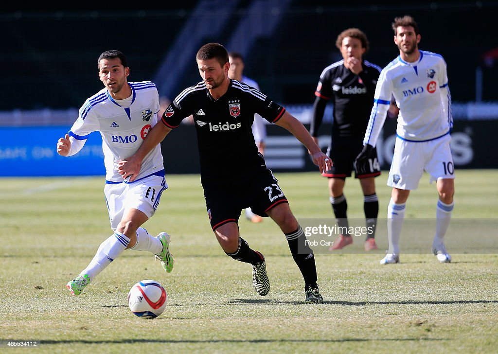Montreal Impact v DC United