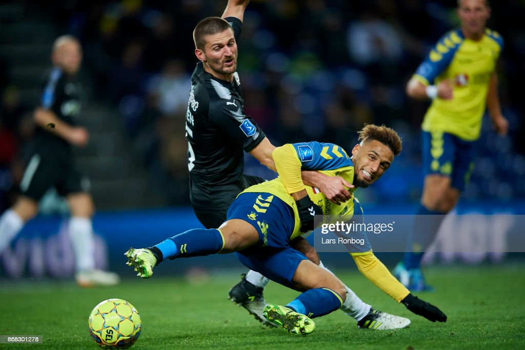 Brondby IF vs Randers FC - Danish Alka Superliga