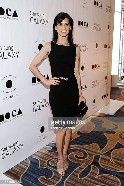 Perry Reeves attends 8th MOCA Award To Distinguished Women In The Arts Honoring Lita Albuquerque, Helen Pashgian, Nancy Rubins And Betye Saar at the...