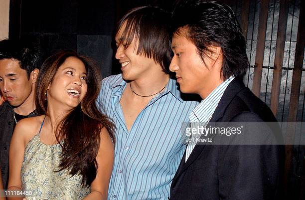 Perry Shen Karin Anna Cheung Roger Fan and Sung Kang *Exclusive*