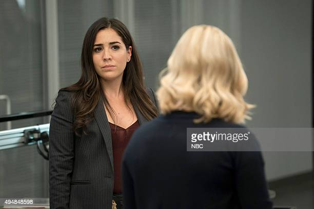 BLINDSPOT Persecute Envoys Episode 108 Pictured Audrey Esparza as Tasha Zapata