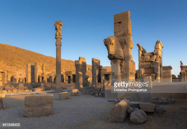 persepolis, iran - persepolis stock pictures, royalty-free photos & images