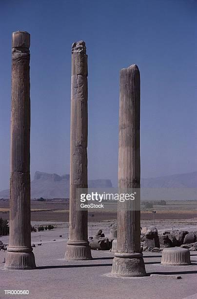 Persepolis Pillars, Iran