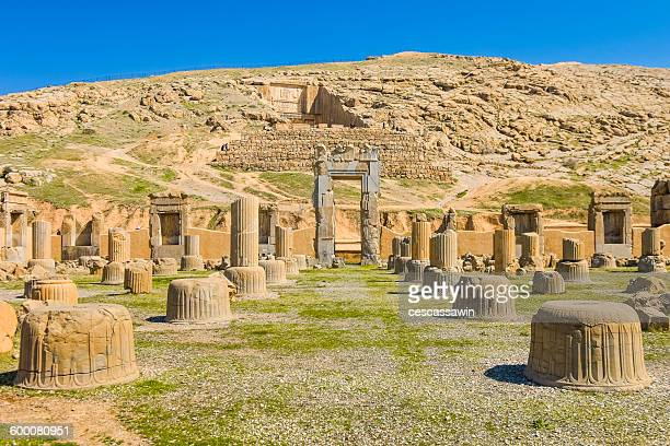 persepolis, shiraz, iran - persepolis stock pictures, royalty-free photos & images