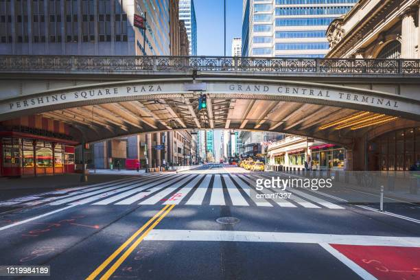pershing square - new york state stock pictures, royalty-free photos & images