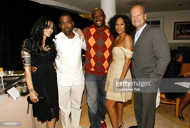 Persia White Chris Rock Terry Crews Tracee Ellis Ross and Kelsey Grammer