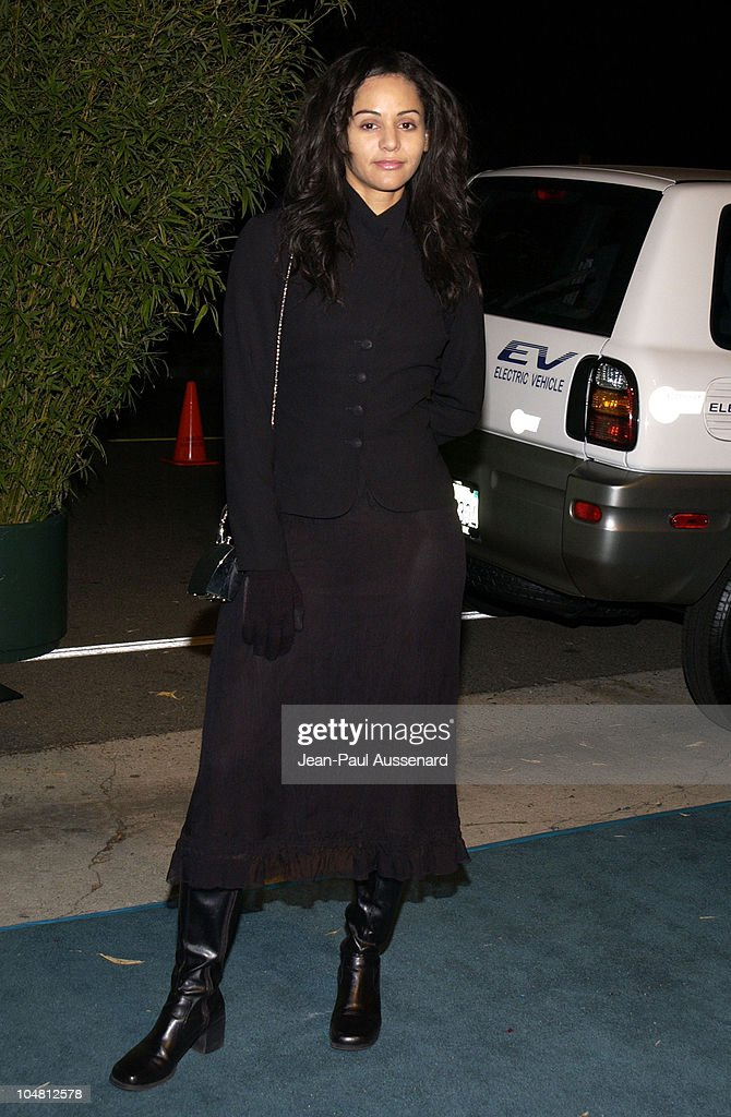 Persia White during 12th Annual Environmental Media Awards at Wilshire Ebell Theatre in Los Angeles, California, United States.