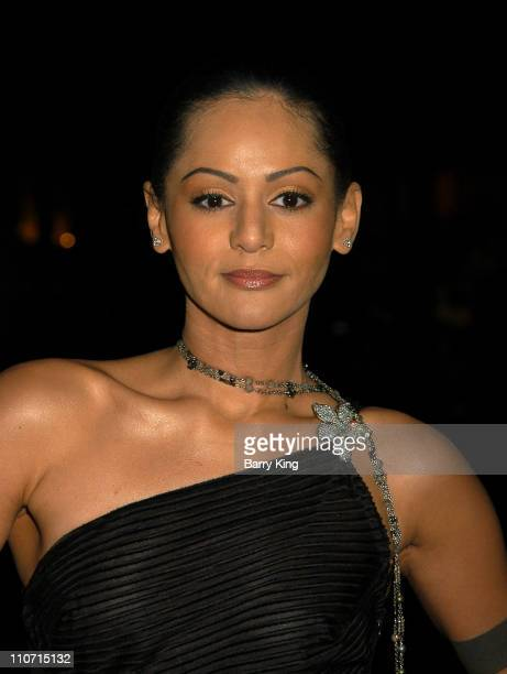 Persia White during Academy Of Television Arts Sciences Presents TV Cares Ribbon Of Hope Celebration 2004 at Leonard H Goldenson Theatre in North...