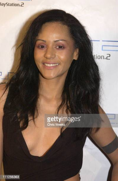Persia White during Playstation 2 Launches Concert Series Jet and The Vines Live at Avalon in Hollywood at Avalon in Hollywood California United...