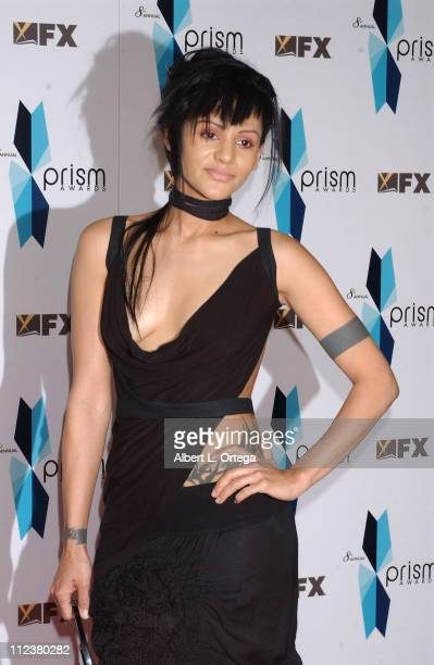 Persia White during The 8th Annual PRISM Awards Arrivals at Hollywood Palladium in Hollywood California United States