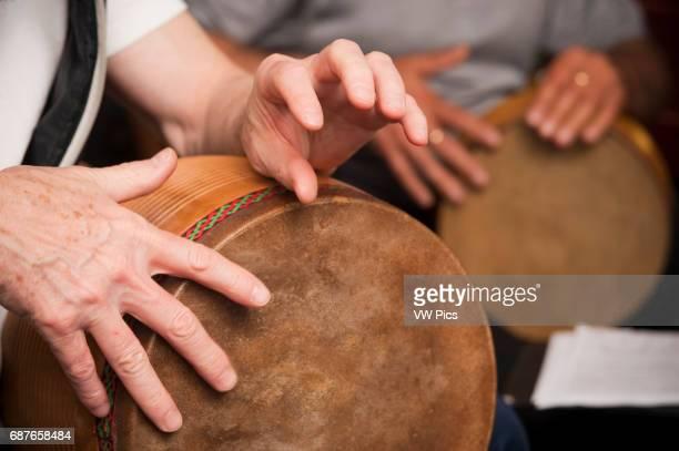Persian daf/sufi music drums