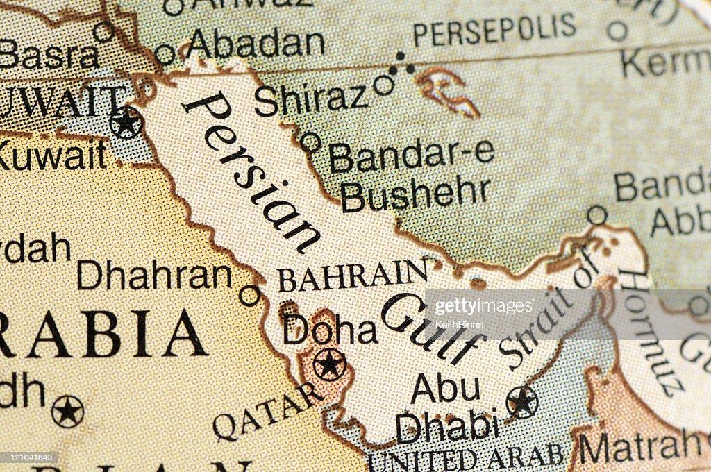 Persian Gulf : Stock Photo