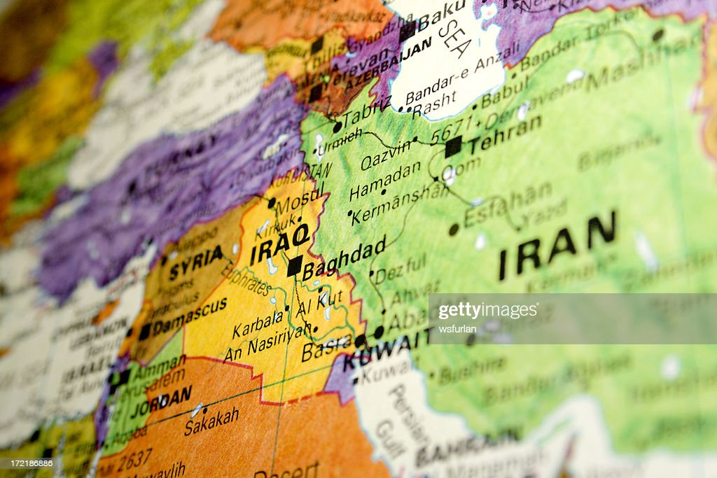 Persian Gulf : Stock Photo