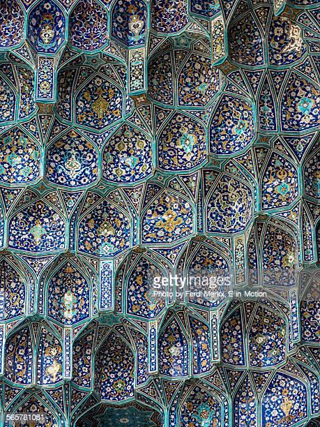 Persian muqarnas