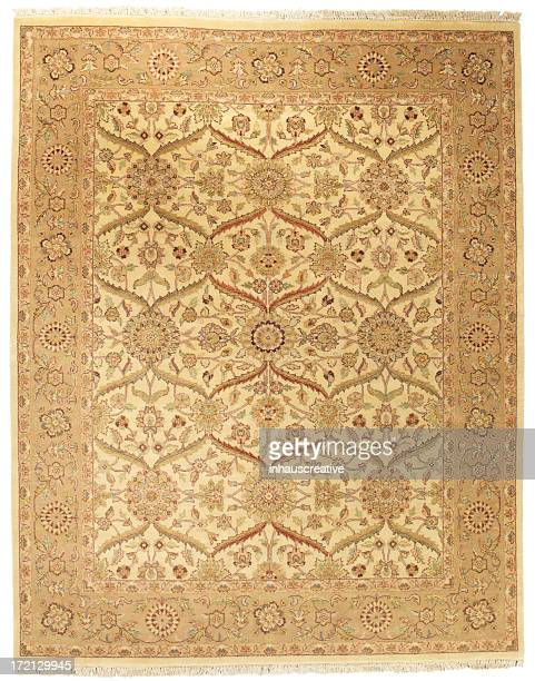 persian oriental rug - persian rug stock photos and pictures