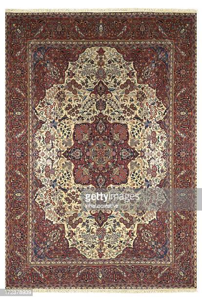 persian oriental rug - persian rug stock pictures, royalty-free photos & images