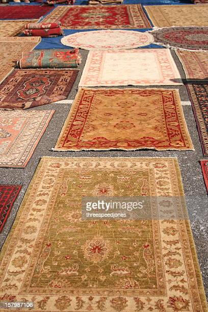 persian rugs - persian rug stock photos and pictures