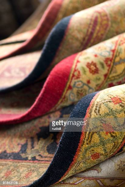 tapetes persas - persian rug - fotografias e filmes do acervo